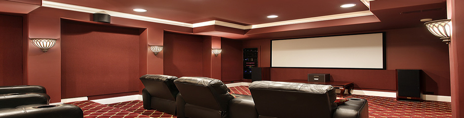 Home Theater Rooms Virginia